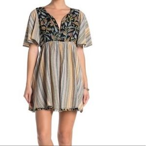 Free People Under the Sun tunic top Small (L3/5)